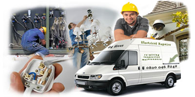 Stoke electricians